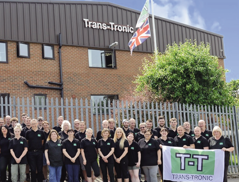 Trans-Tronic | Britain's leading designer & manufacturer of Transformers & Windings
